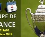 Tirage du 3ième tour de Coupe de France